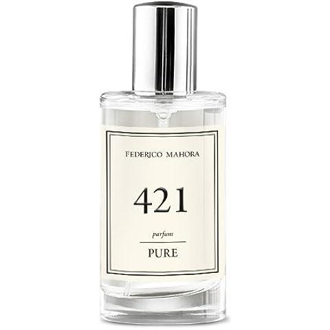 FM 421Profumo by Federico Mahora collezione Pure per Donna 50ml