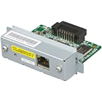 Epson UB-E03: PLACA I/F 10/100 BASE T ETHERNET - Servidor de impresión (Ethernet LAN, IEEE 802.3, IEEE 802.3u, 10/100Base-T(X))