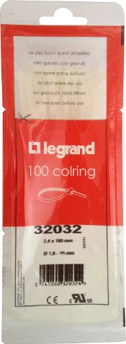 legrand-leg32032-leg-32031-box-100-colorare-denti-fascette-spitz-in-poliammide-24-6-6-x-180