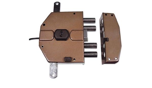Serratura Elettrica di Sicurezza Viro V85 7944 Verso Sx Mis