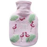 [H] Wärmflasche mit Abdeckung Winter-Handwärmer, 350ml preisvergleich bei billige-tabletten.eu