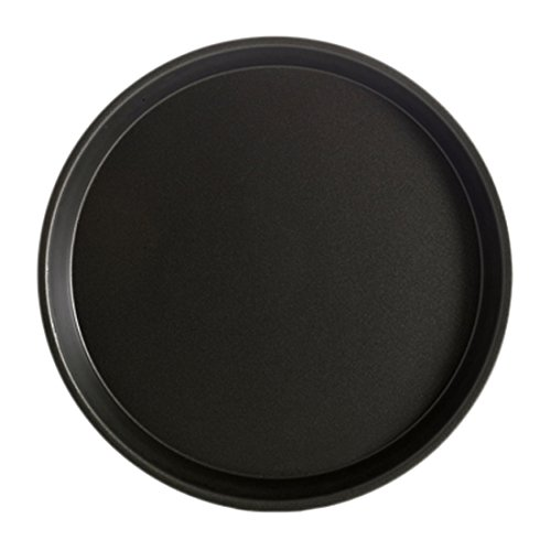 Price comparison product image Master Baker th27 °F Plastic Pizza Pie Plate Smooth or 27 x 27 x 3 cm Grey/Orange