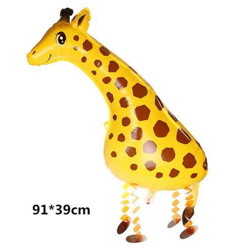 91 * 39cm aufblasbares Spielzeug EIN Giraffe Loaded Lustiges Spielzeug, um Ihre Leidenschaft für Feiern zu ()