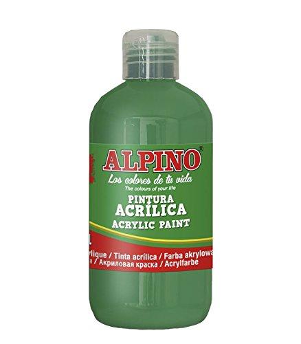 Alpino dv000029Trinkflasche Acrylfarbe ESCOLAR