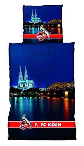 Preisvergleich Produktbild 1. FC Köln Bettwäsche Dom by 1. FC Köln