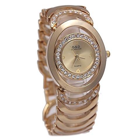 Sheli Design Montre Femme Bracelet Spécial Meilleur Cadeau