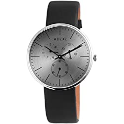 Adexe Men's Watch They Multi Function Leather 1886B 02