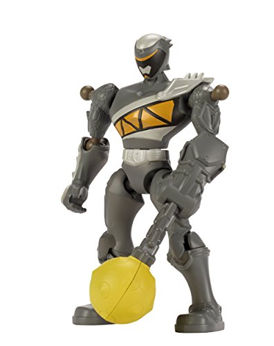 Power Rangers - Mixx N Morph Dino Charge Graphite Ranger Action Figure