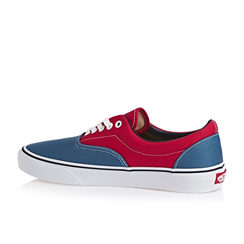 Vans - U Era Navy, Sneakers unisex Deep Water/True Red