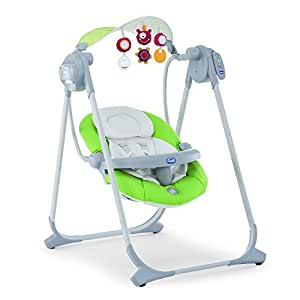 Chicco - 6079110510000 - Polly Swing Up - Balancelle - Green