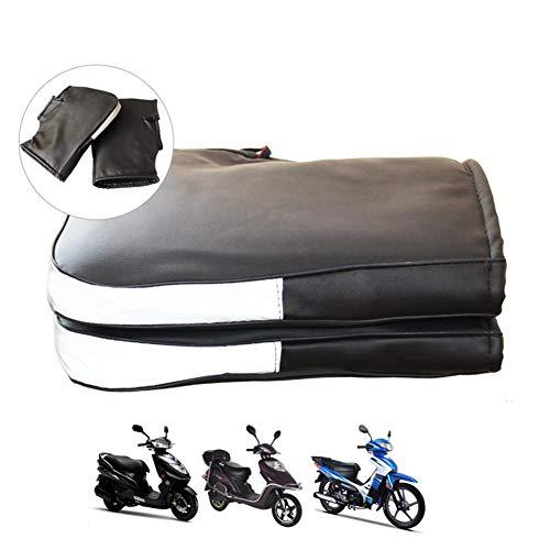 Liuxi9836 Guantes de Manillar de Motocicleta