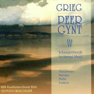 Peer Gynt : Schauspielmusik : Incidental Music