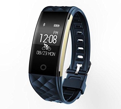 Fitness Armband mit Pulsmesser E...