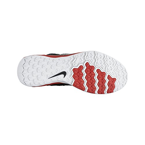 Nike Lunar Caldra, Scarpe Da Fitness Uomo Negro / Cool Gray / University Red / White