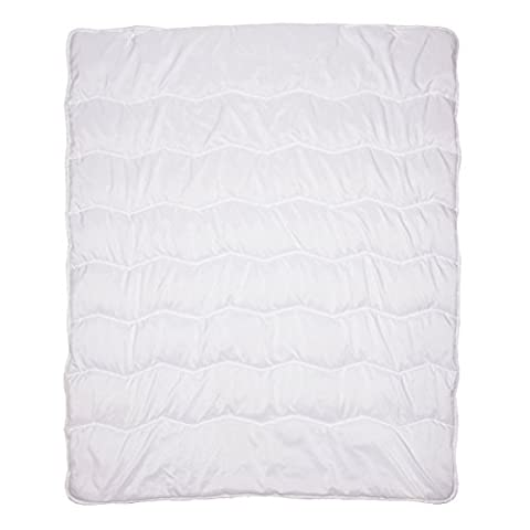 Grobag Gro-to-Bed Duvet 8 Tog couette pour lit simple Blanc 135 x 200 cm
