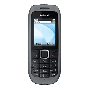 Nokia 1616 Sim Free Mobile Phone - Black (discontinued by manufacturer)