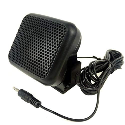 Mini Externe Lautsprecher NSP Für Yaesu Für Kenwood Für ICOM Für Motorola Ham Radio CB Hf Transceiver Externe Lautsprecher Icom-transceiver