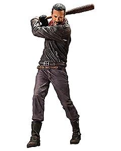 Unbekannt The Walking Dead Deluxe - Figura de acción (25,4 cm), Color Negro