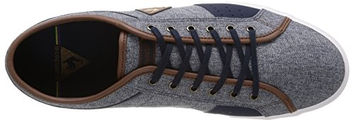 Le Coq Sportif Saint Ferdinand, Sneakers Basses homme Bleu (Dress Blue/Winter Chambray)
