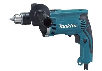 Makita HP1630 48000RPM 710W 2100g - Taladro eléctrico (48000 RPM, 1,3 cm, 1,6 cm, 3 cm, 710 W, 2,1 kg)