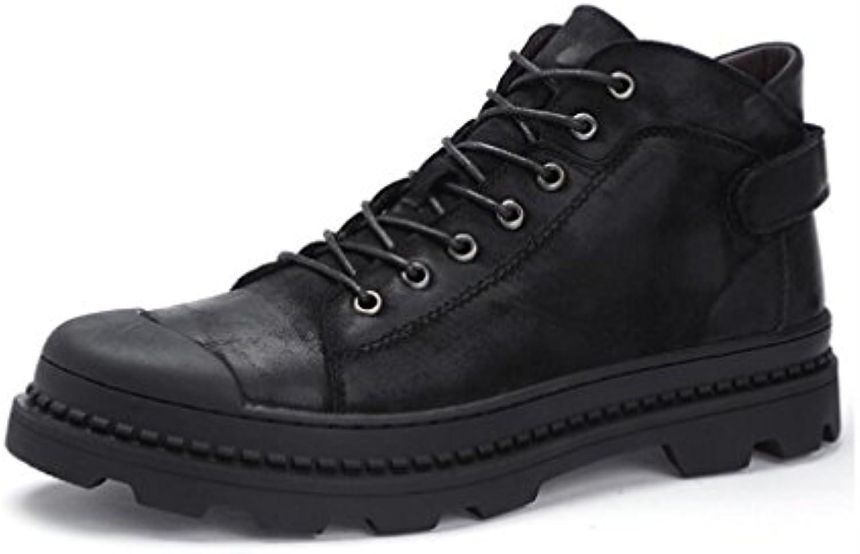 YaXuan Botas para Caminar al Aire Libre y Deportivas, Botas para Caminar Trekking Impermeables para Adultos, Zapatos  -