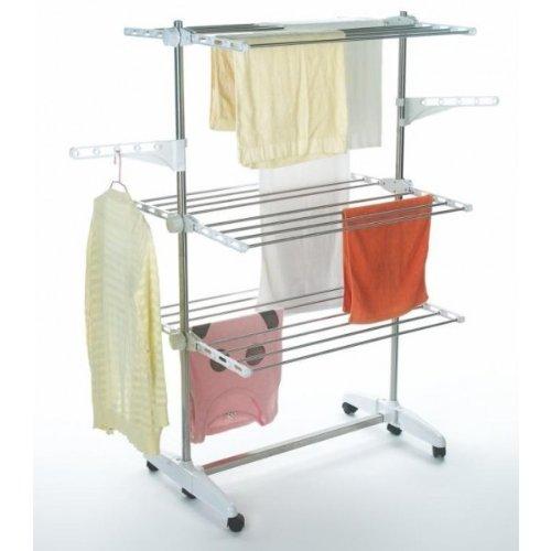 todeco-asciugatrice-con-3-ripiani-regolabili-in-acciaio-inox-147-x-87-x-64-cm-colore-argento
