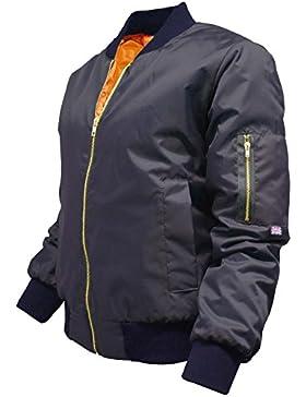 Mujer MA1Bomber chaqueta de piloto