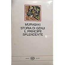 Storia di Genji Il principe splendente Romanzo giapponese dell'XI secolo