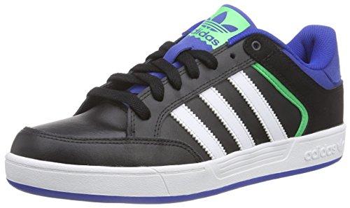 adidas Varial Unisex-Erwachsene Sneakers Black/Royale