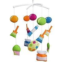 Baby-Entwicklungs Krippe Spielzeug, Krippe Mobile, Handgefertigte Baby-Mobil preisvergleich bei kleinkindspielzeugpreise.eu