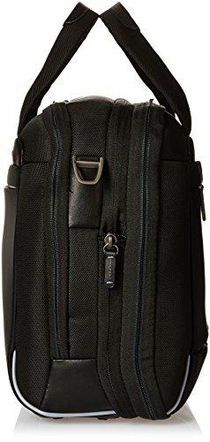 "Samsonite Spectrolite Briefcase Expandable 16"", 45 cm, 21,5 L, Blue BLACK"