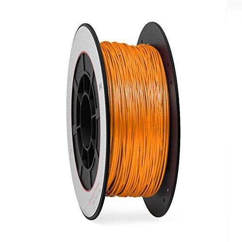 BQ 05BQFIL028 PLA Filament für 3D Drucker, 1,75 mm, 1 Kg, Vitamine Orange