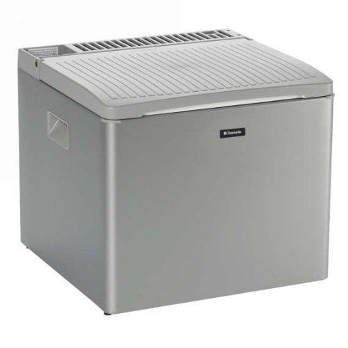 Preisvergleich Produktbild Dometic CombiCool RC 1200 EGP - lautlose, elektrische Absorber-Kühlbox mit Gas-Anschluss 30 mbar, 40 Liter, 12 V und 230 V für Auto, Lkw und Steckdose