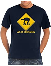 AT AT Crossing T-Shirt S-5XL div. Couleurs