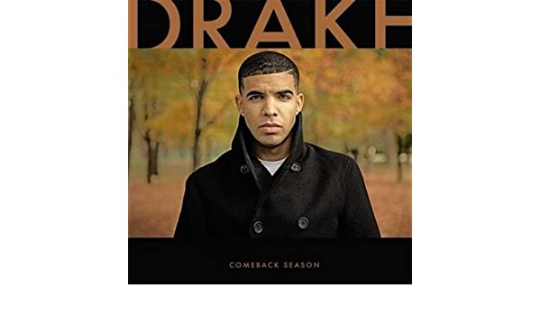 Comeback Season (slimcase mixtape) by Drake: Amazon co uk: Music