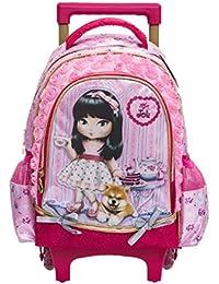 d01ad15051 Qp-sb Nuova Versione Coreana della Borsa del Carrello dei Bambini della  Scuola elementare Borsa