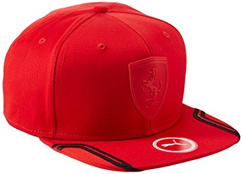 Puma Ferrari Mens Lifestyle SnapBack Cap Hat – Formula 1 Store 36161ae9081