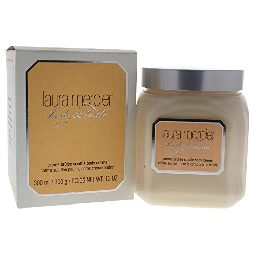 Laura Mercier Body und Bath Souffle Body Creme Crème Brulée unisex, 1er Pack (1 x 300 ml)