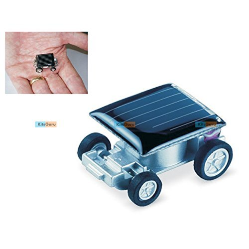 Buy Kitsguru Small Car With Solar Energy online in India at discounted price
