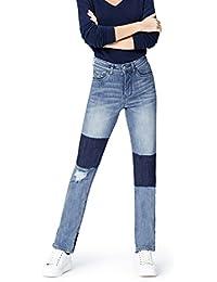 85c8f66a1d91 Amazon.it  Bottoni - Jeans   Donna  Abbigliamento
