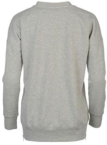 Golddigga - Sweat-shirt - Femme Meow/Grey