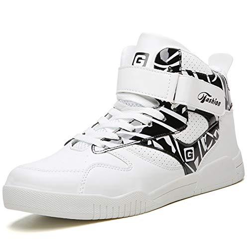 ASHION Scarpe da Ginnastica Alte Unisex Adulto Sneaker Scarpe per Bambini e Ragazzi Sneaker …