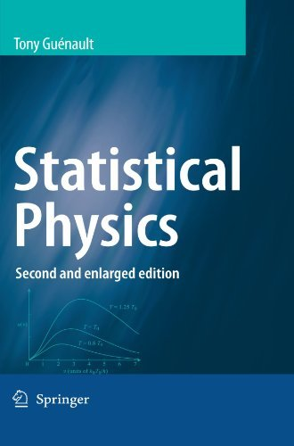 Statistical Physics (Student Physics Series) by A.M. Guenault (2007-09-21)