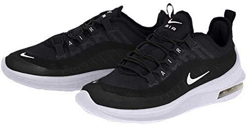 Nike Damen WMNS Air Max Axis Laufschuhe, Schwarz (Black/White 002), 40.5 EU