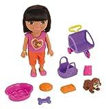 Nickelodeon Fisher-Price Dora the Explorer Dora Loves Perrito