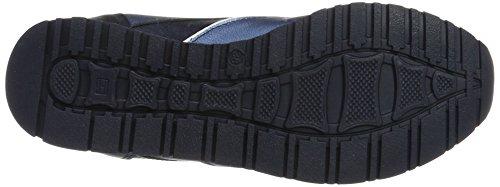 Tommy Hilfiger I1285zzy 1c2, Scarpe da Ginnastica Basse Donna Blu (Midnight - Dark Silver - Jeans)