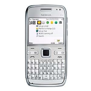 Nokia E72 Smartphone Bluetooth Blanc