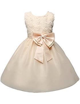 ARAUS Abiti Da Sera Bambina Elegante Vestiti Principessa Per Feste 0-10 Anni