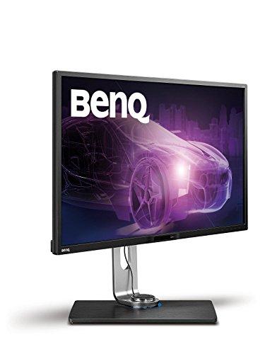 BenQ BL3200PT AMVA 32 inch Monitor 169 2560 x 1440 30001 4 ms GTG DVI DP12 HDMI speakers 2 x USB20 2 x USB30 Black Glossy Black Products