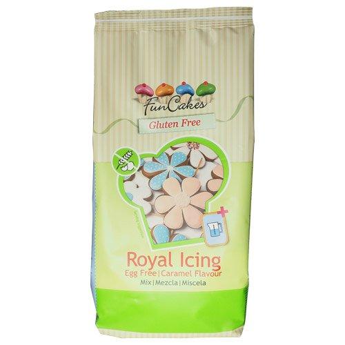 FunCakes Mix für Royal Icing Glutenfrei 1er Pack (1 x 500g)